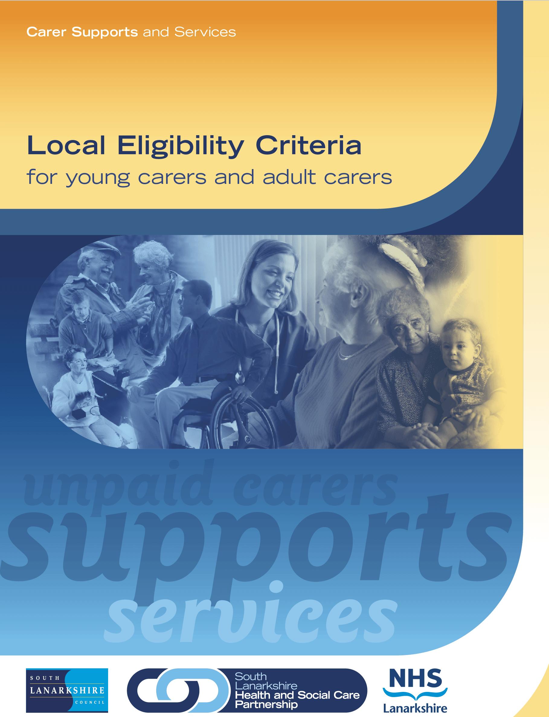 local eligibility criteria