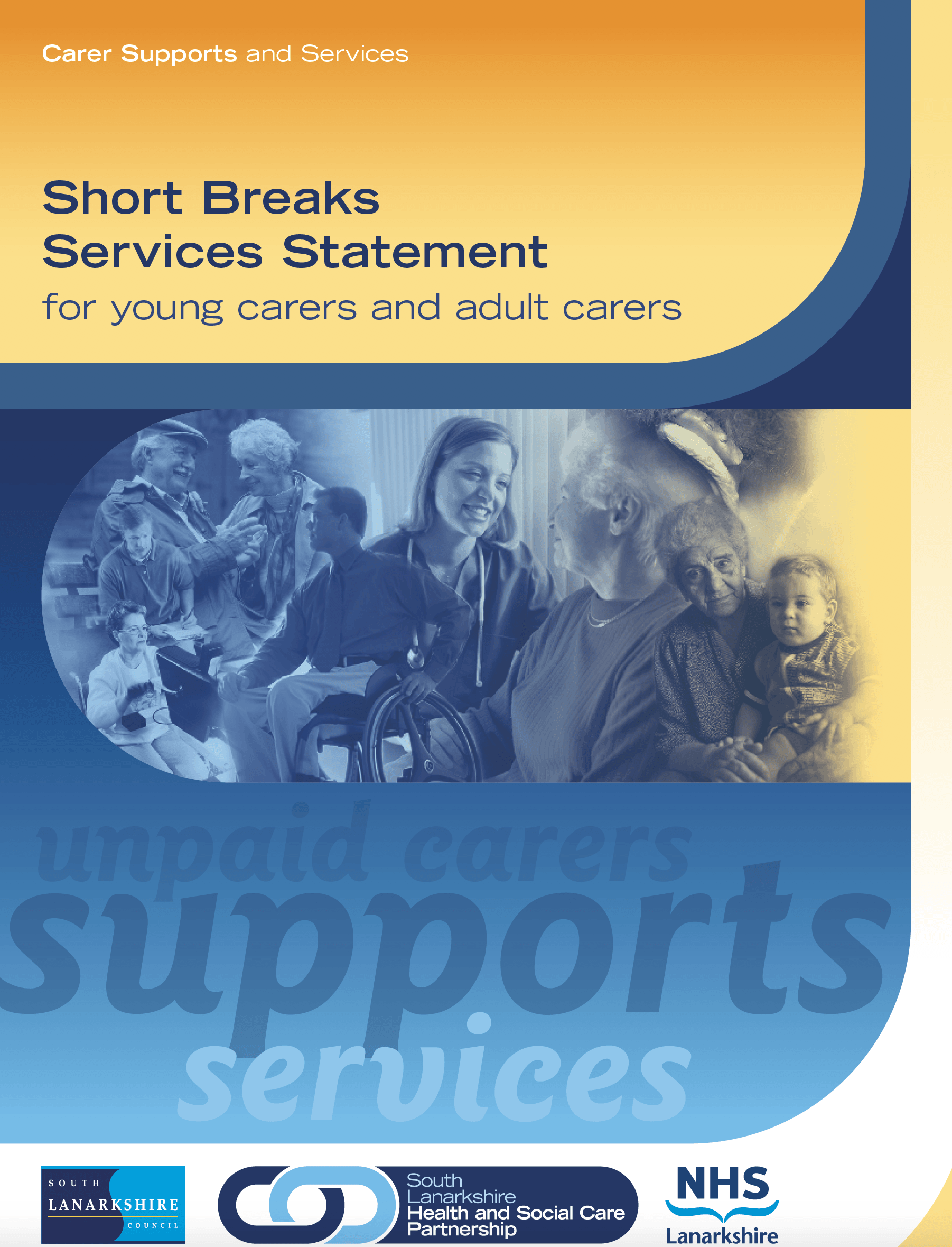 care supports and services