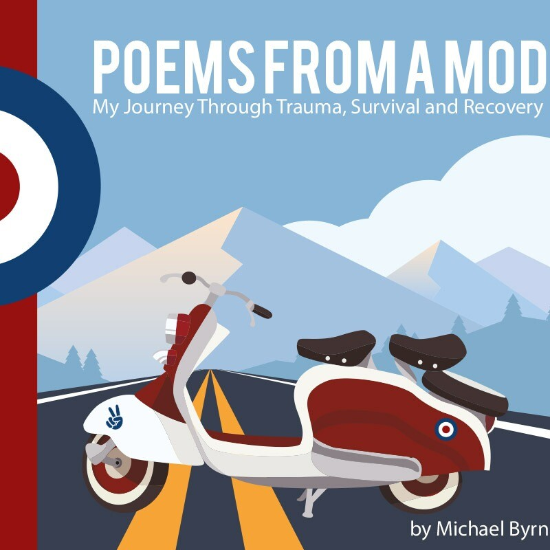 Poems from a Mod by Michael Byrne
