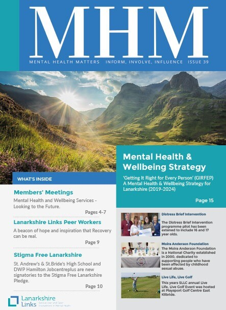 Mental Health Matters Magazine Issue 39
